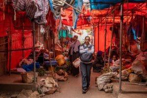 Market Harar / Ethiopia