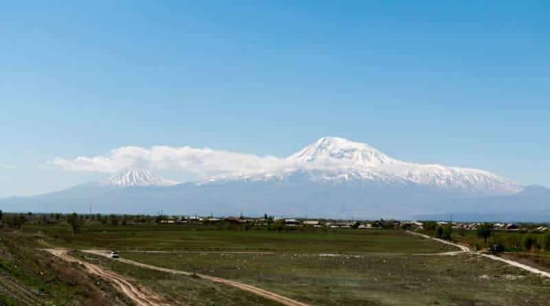 Mount Ararat / Turkey