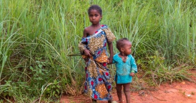 Cameroonian kids - photo from www.edvervanzijnbed.nl/en/