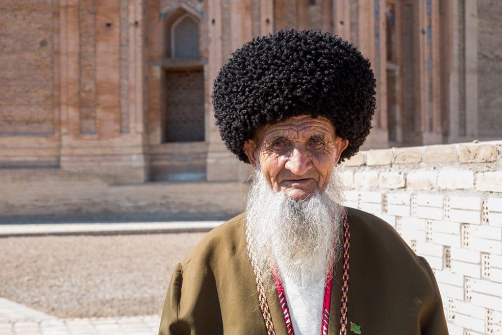 Kunya-Urgench / Turkmenistan
