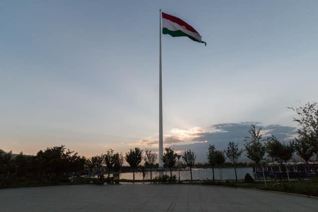 Flagpole Dushanbe